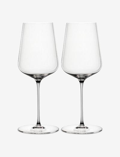 Definition Rödvin 55cl 2-p - vinglass - clear glass