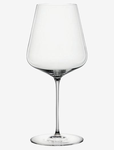 Definition Bordeaux 75cl 2-p - vinglass - clear glass