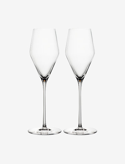 Definition Champagne 25cl 2-p - champagneglass - clear glass