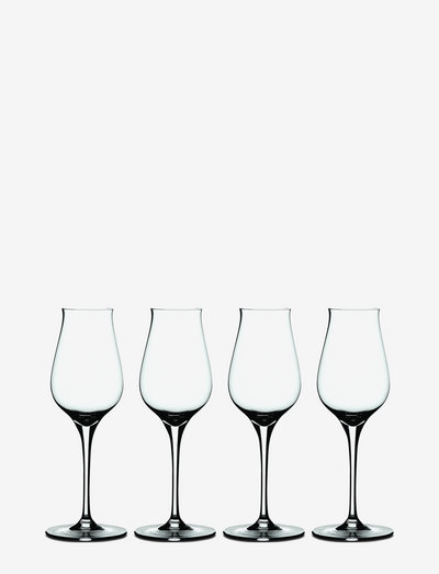 Authentis Digestive 17 cl 4-p - whiskyglass & cognacglass - clear glass