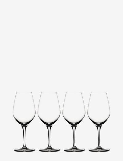 Authentis Rödvinsglas 48 cl 4-p - vinglass - clear glass