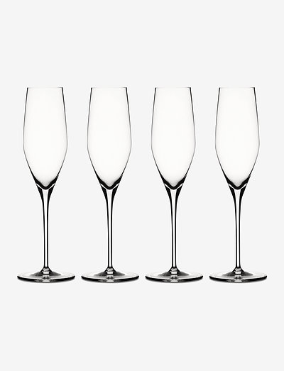 Authentis Champagneglas 19 cl 4-p - champagneglass - clear glass