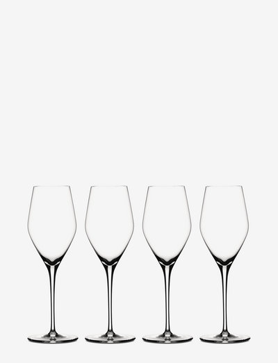 Special Glasses Prosecco 27 cl 4-pack - vinglass - clear glass