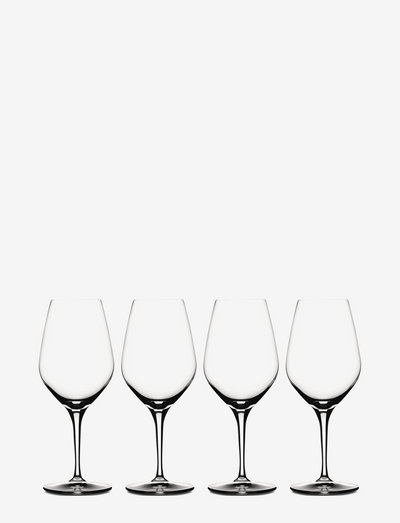 Special Glasses Rose Glas 48 cl 4-pack - vannglass - clear glass