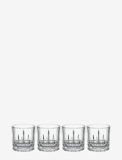 Perfect Serve S.O.F. 27 cl 4-p - whiskyglass & cognacglass - clear glass