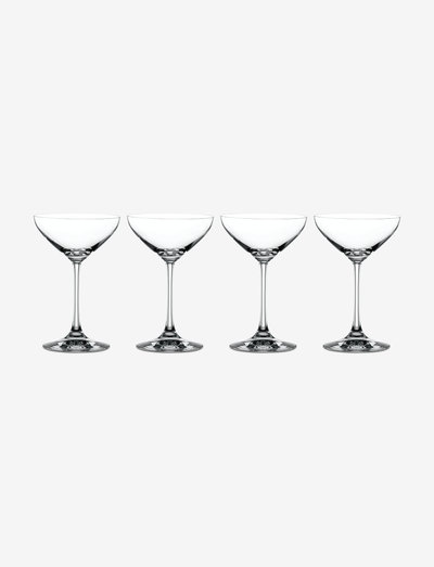 Special Glasses Dessert/Champagneskål 25 cl 4-pack - champagneglass - clear glass
