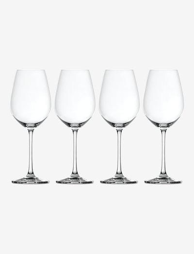 Salute RØdvinsglas 55 cl 4-p - vinglass - clear glass
