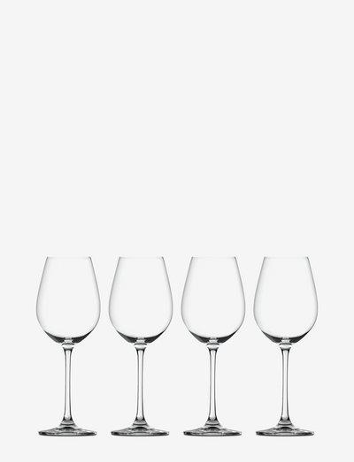 Salute Vitvinsglas 47 cl 4-p - vinglass - clear glass