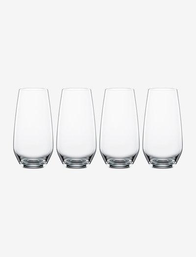 Summerdrinks Set/6 480/10 Authentis Casual MP/4 - Ølglass - clear glass