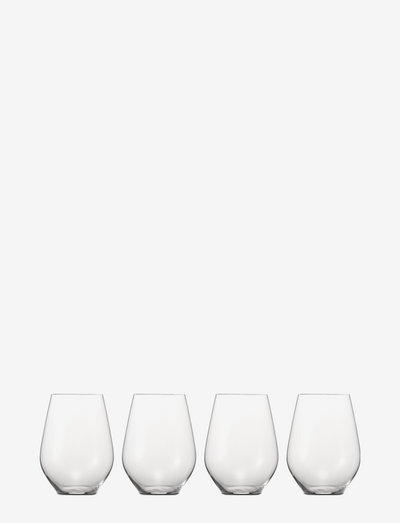 Authentis Casual Tumbler XL 63 cl 4-pack - vannglass - clear glass