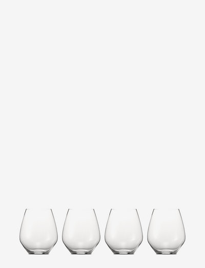 Authentis Casual Tumbler  62,5 cl 4-pack - vannglass - clear glass