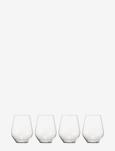 Authentis Casual Tumbler L 46 cl 4-pack - vannglass - clear glass