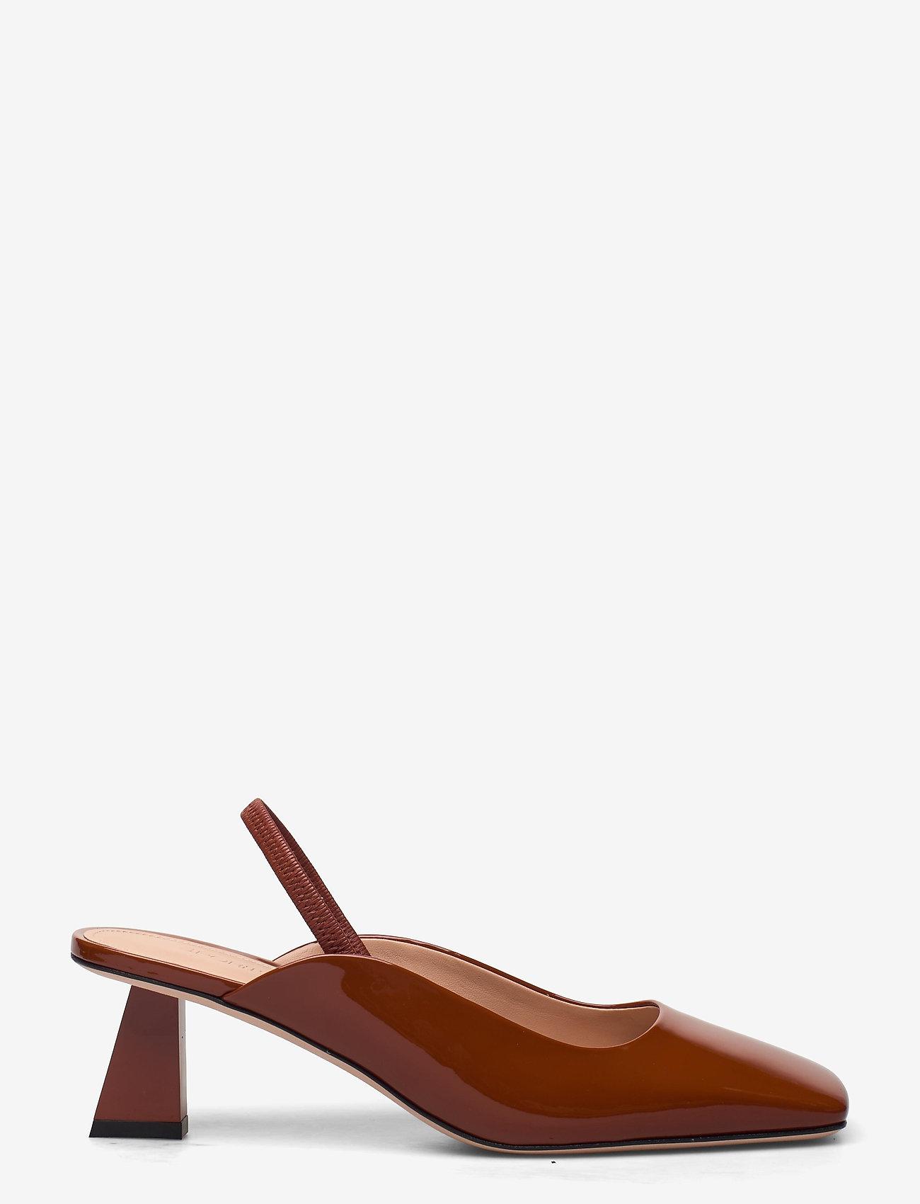 Sportmax - AIRE - slingbacks - terra cotta - 1