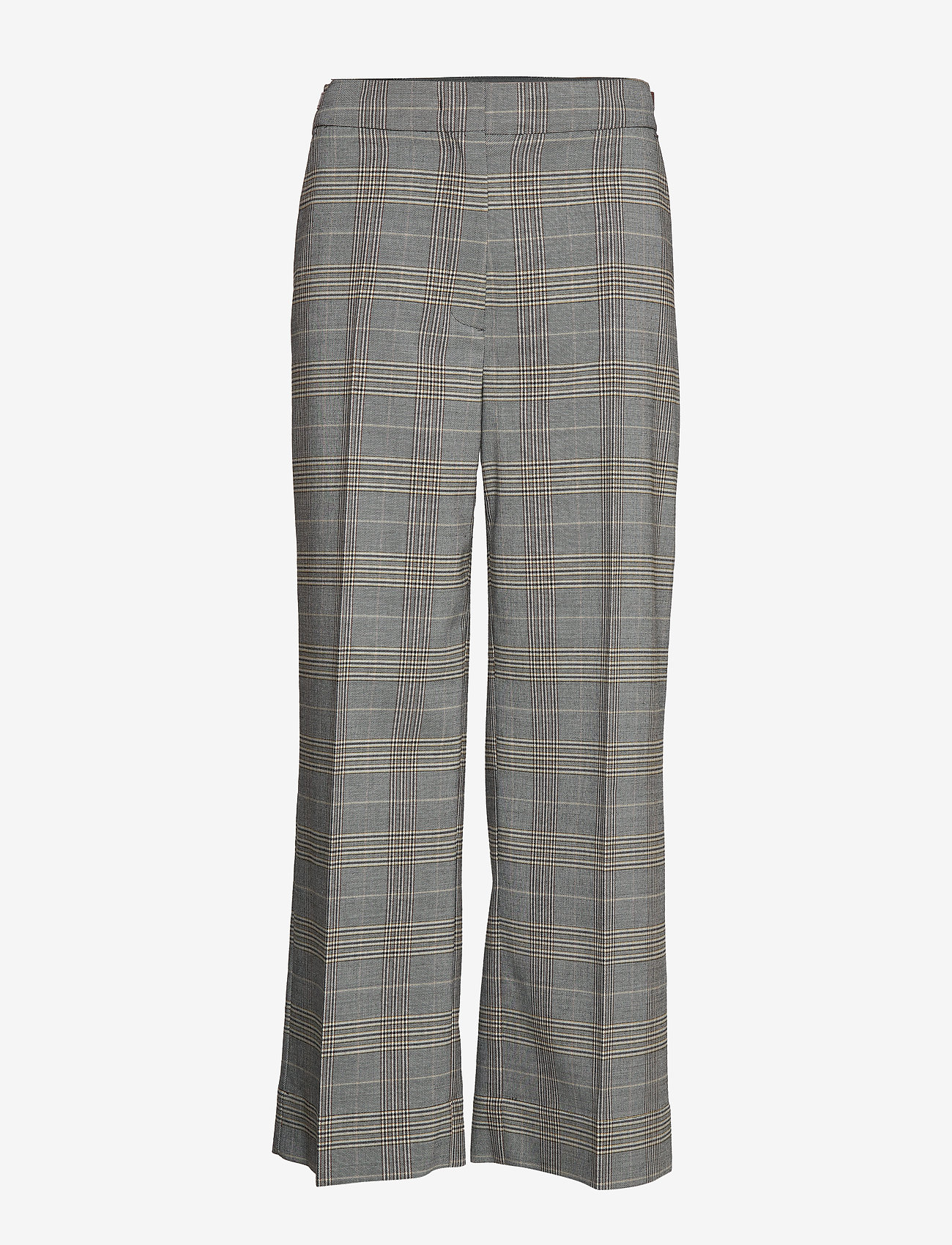 Sportmax Code - ANDREIS - leveälahkeiset housut - medium grey