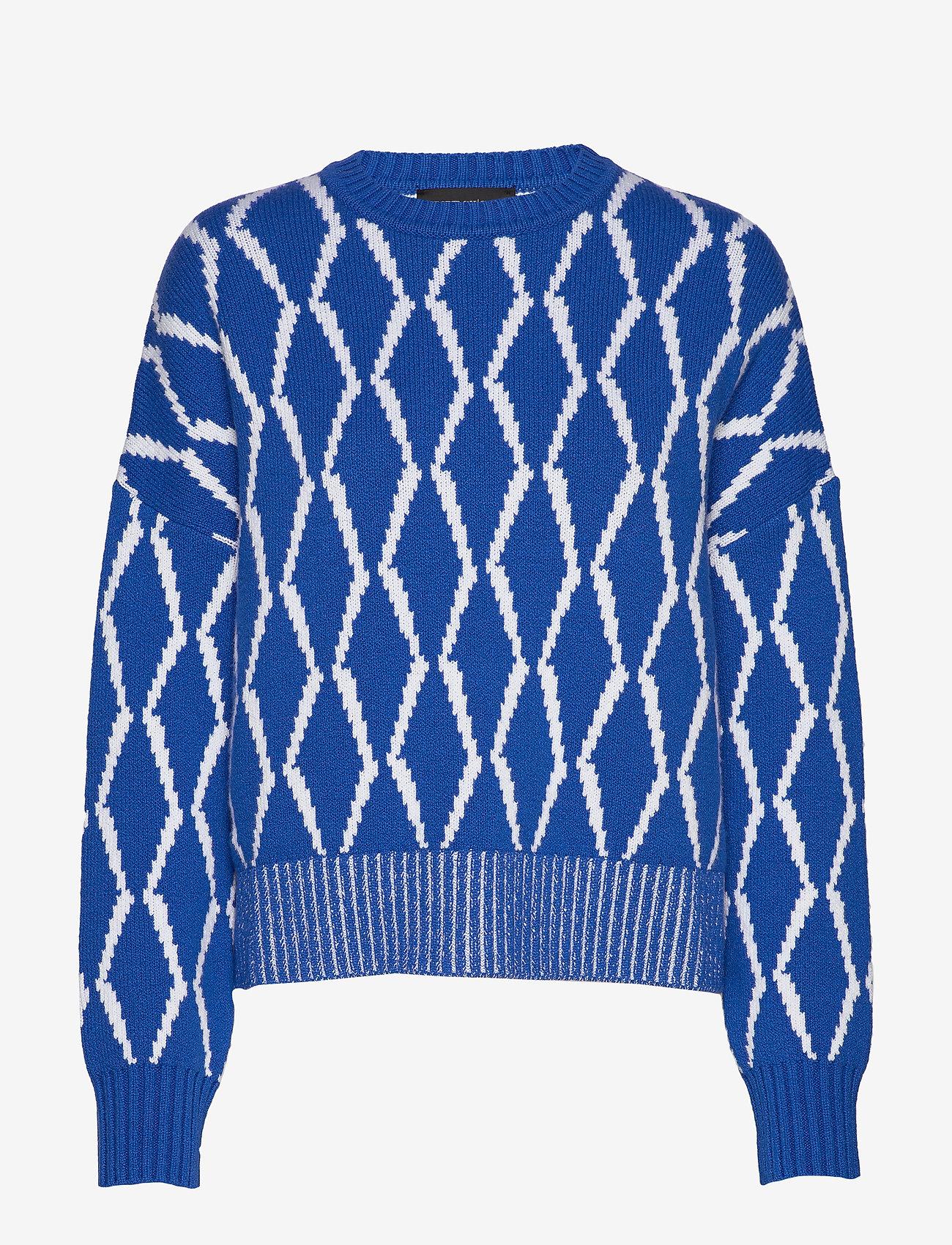 Sportmax Code - USCIO - neulepuserot - cornflower blue