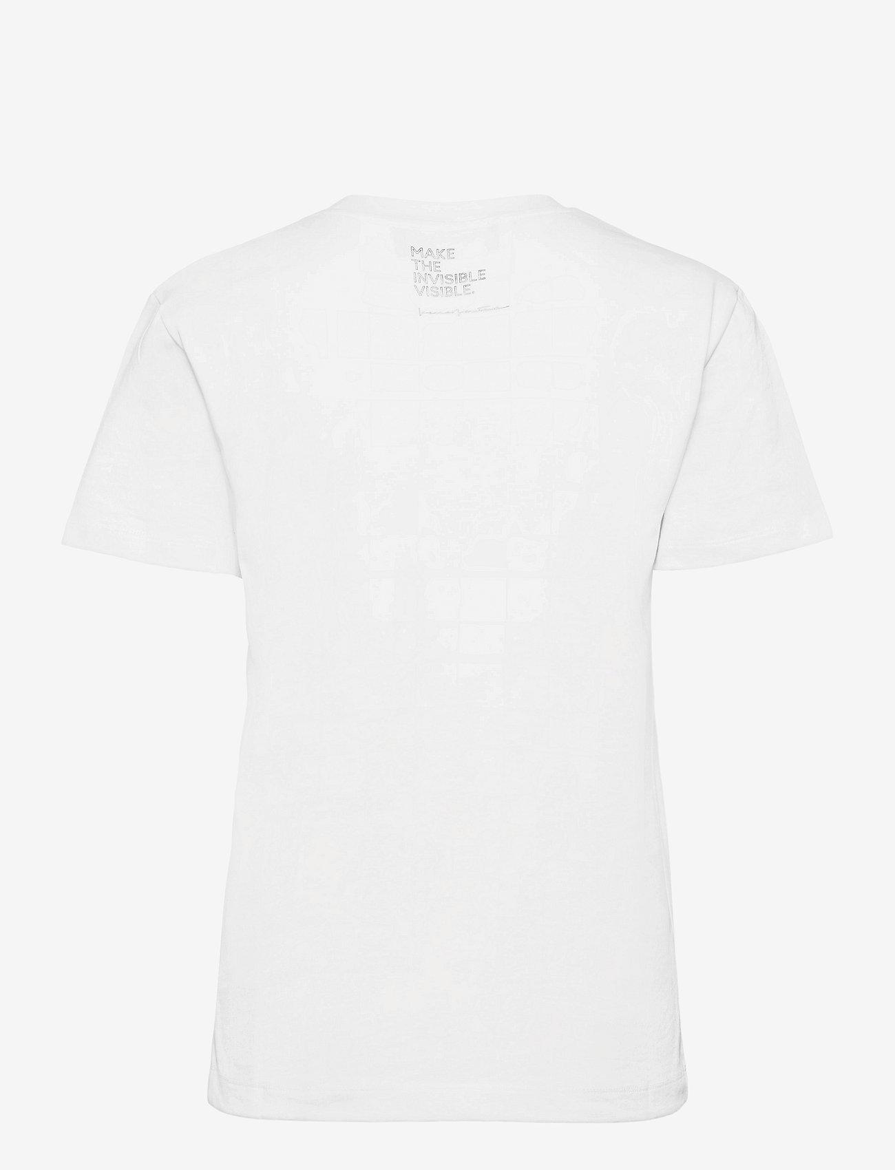 Sportmax - BULL - t-shirts - white - 1