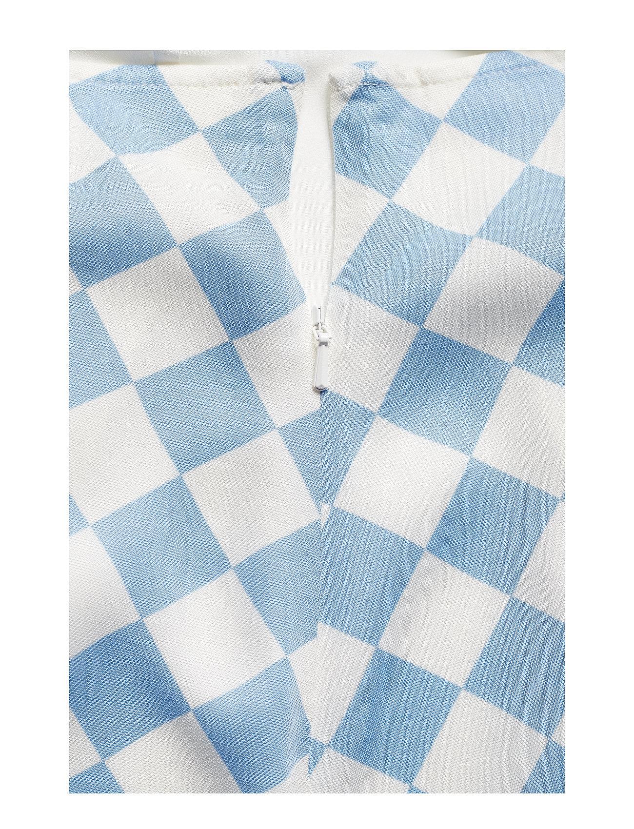 Sportmax Code CESTINO - Skirts LIGHT BLUE RHOMBS SKIRT