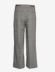Sportmax Code - ANDREIS - leveälahkeiset housut - medium grey - 1