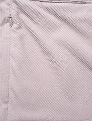 Sportmax Code - ROLANDA - leveälahkeiset housut - pearl grey - 2