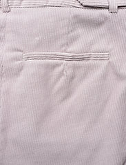 Sportmax Code - ROLANDA - leveälahkeiset housut - pearl grey - 4