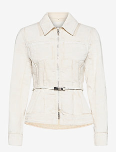 ABISSO - light jackets - white