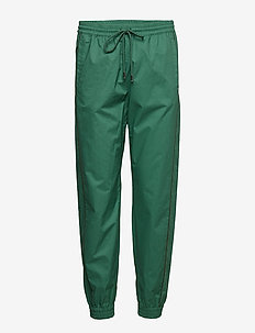 ROLF - SAGE GREEN TROUSERS