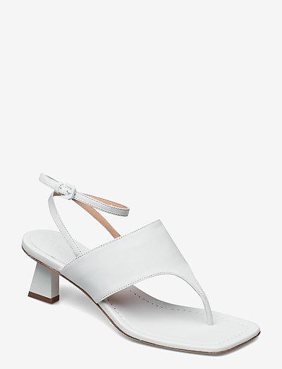 CAPRERA - bridal shoes - white