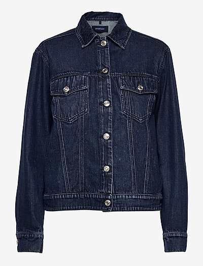 SIMONE - jeansjackor - midnightblue