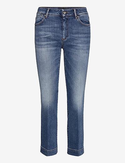 BERMA - slim jeans - midnightblue