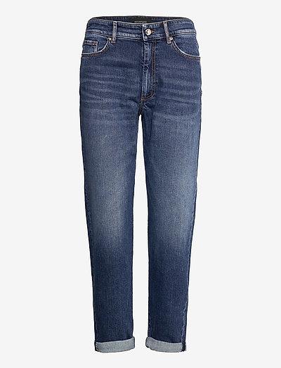 REGGIA - straight jeans - midnightblue