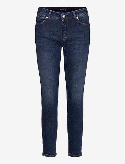 HAWAY - slim jeans - midnightblue