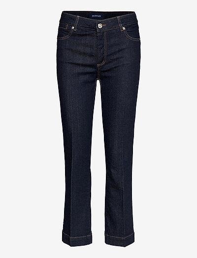 SUMERO - bootcut jeans - midnightblue