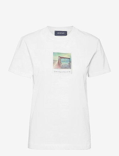 BULL - t-shirts - white