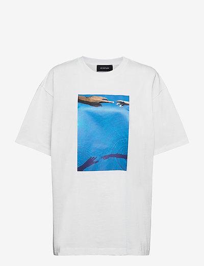 EFEDRA - t-shirts - optical white