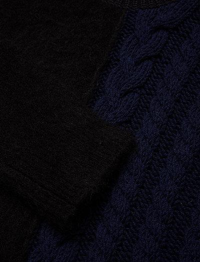 Sportmax Code Valreas- Strickmode Black