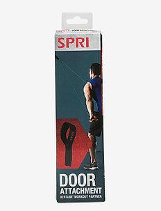 SPRI DOOR ATTACHMENT - training equipment - black