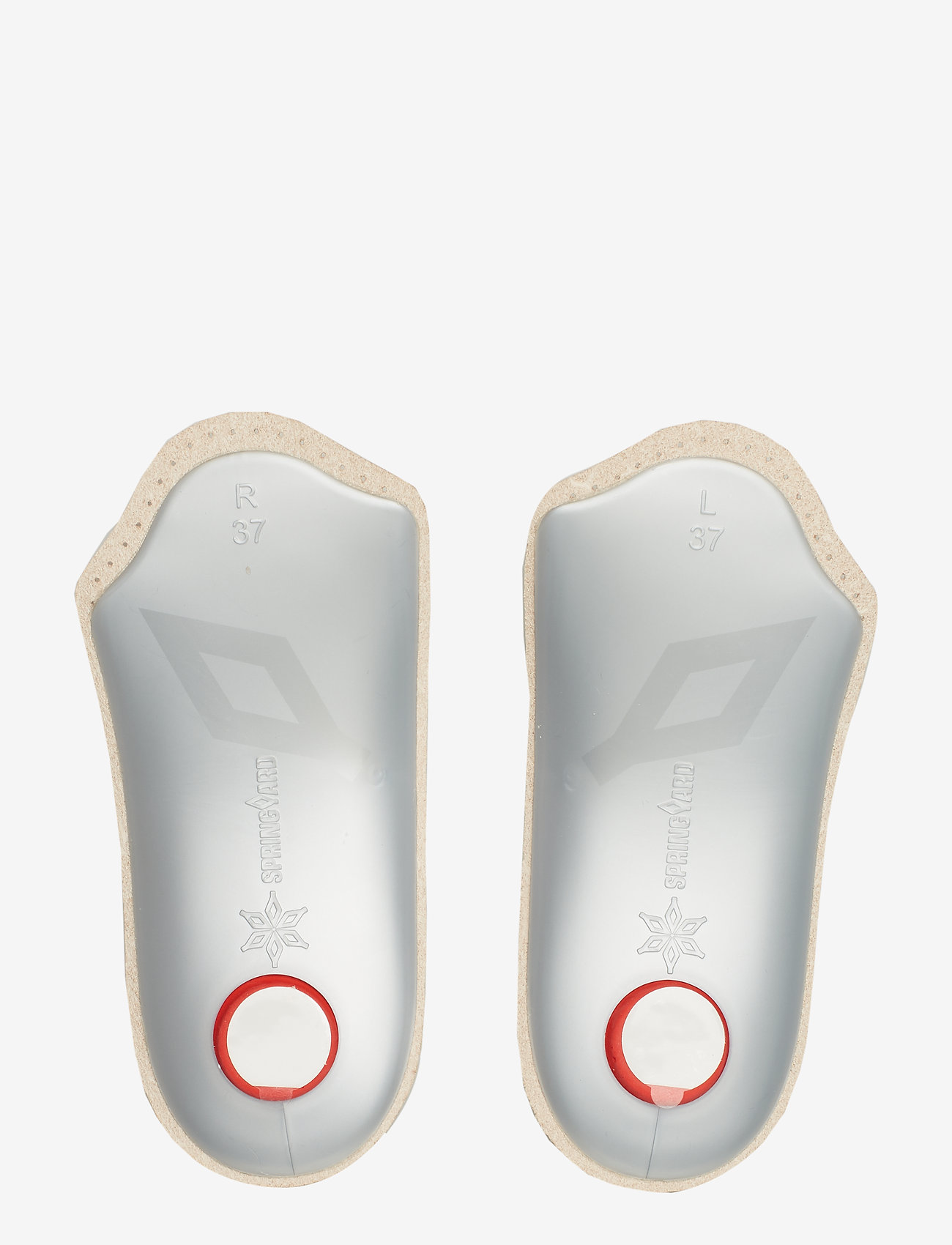 Springyard - Sensus Mini - wkładki - natural - 1