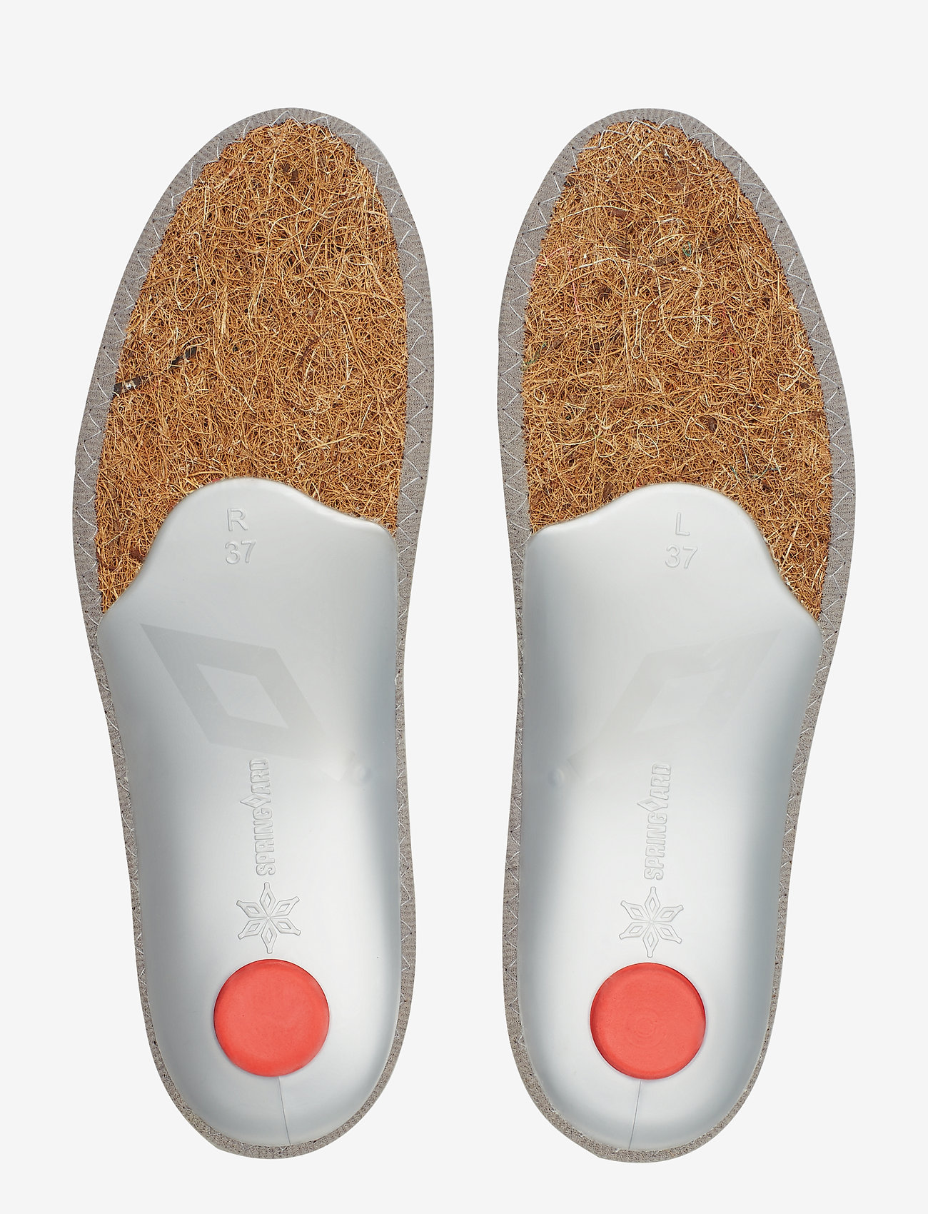 Springyard - Sensus Fresh - soles - grey - 0
