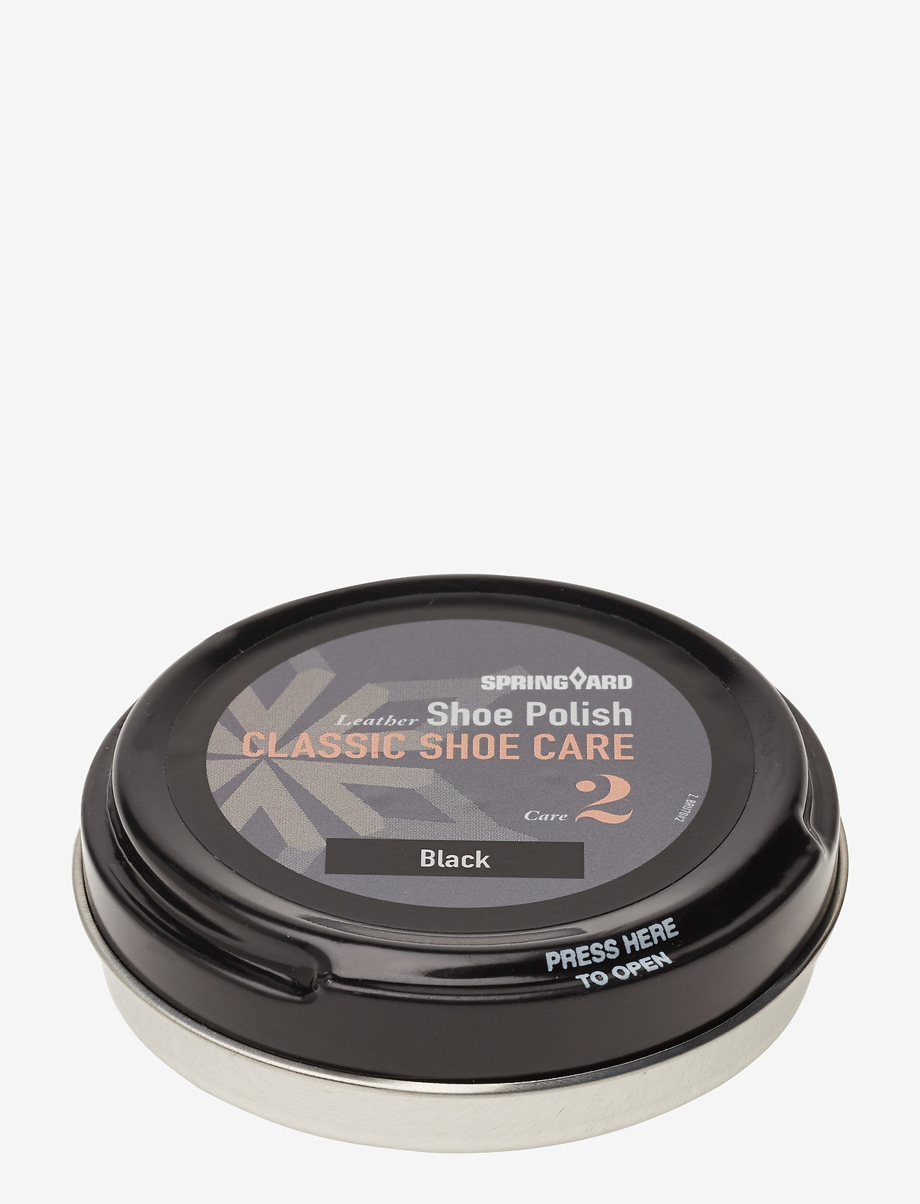 Springyard - Shoe Polish - shoe protection - black - 0