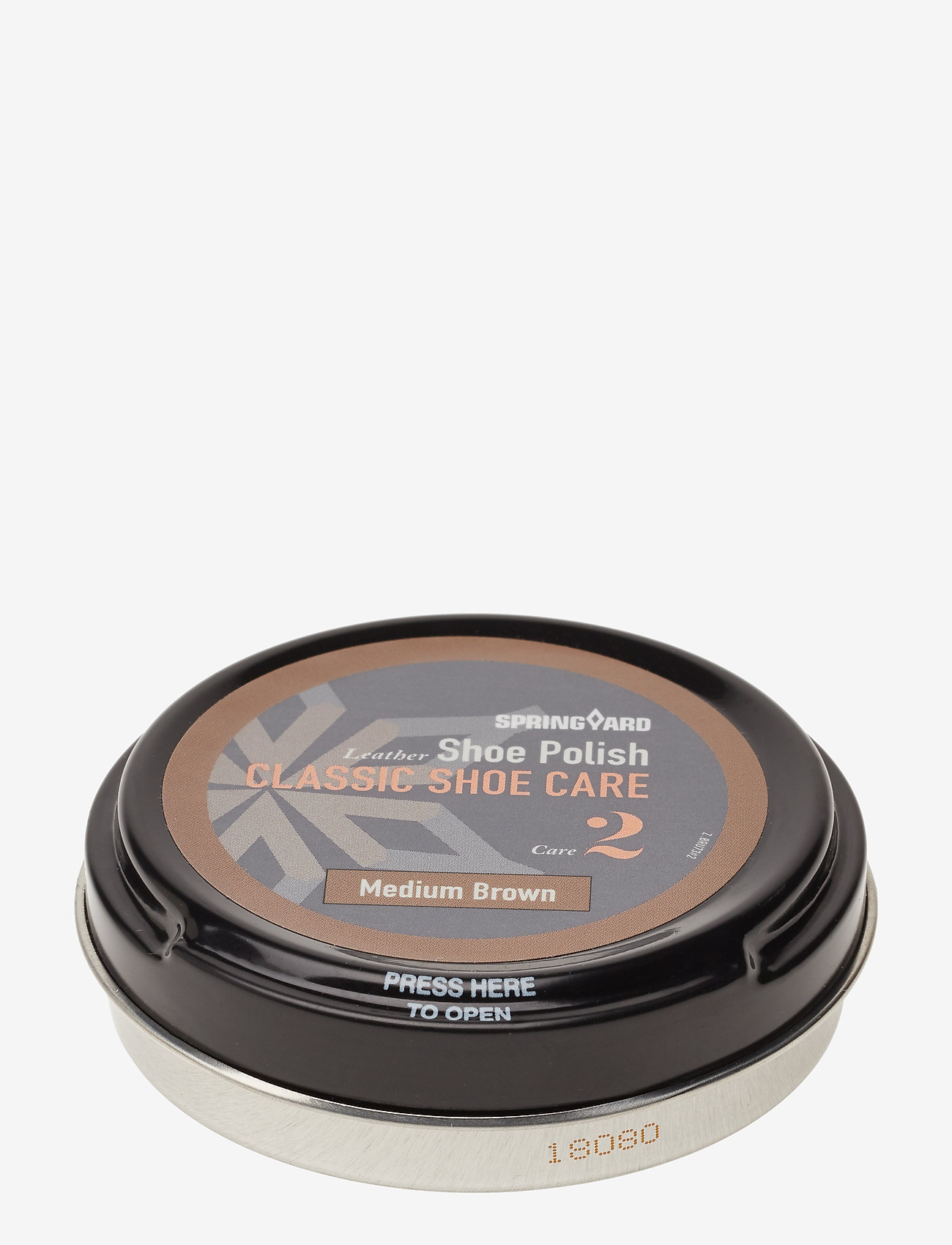 Springyard - Shoe Polish - schuhschutz - medium brown - 0