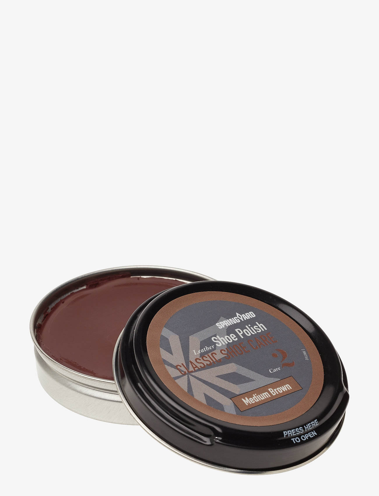 Springyard - Shoe Polish - schuhschutz - medium brown - 1