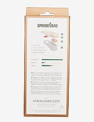 Springyard - Sensus Mini - wkładki - natural - 3