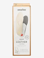 Springyard - Sensus Leather - sohlen - natural - 2