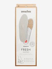 Springyard - Sensus Fresh - soles - grey - 2