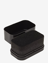 Springyard - Leather Shine Sponge black - shoe protection - black - 1