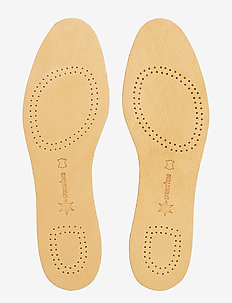 Leather Insoles Therapy - såler - natural