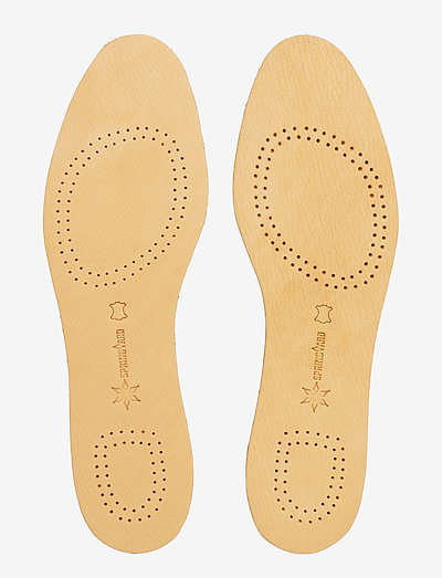 Leather Insoles Therapy - soles - natural