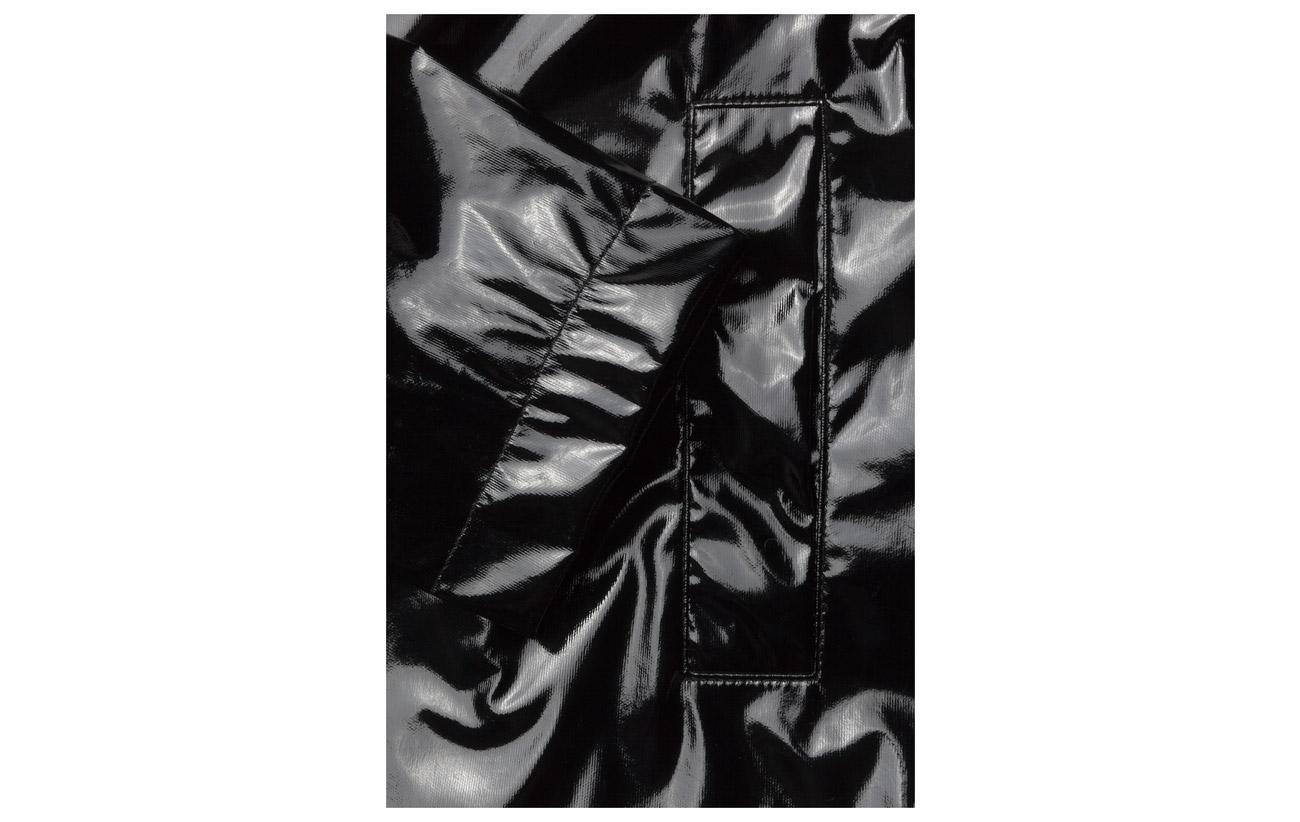 Équipement Stand Short Alayna 100 Coat Rain Polyvinyl Black cqBXBzw