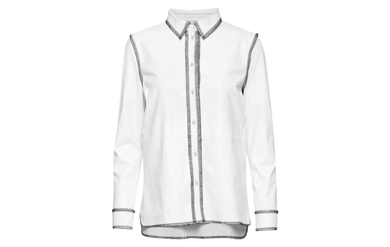 Shirt White De 100 Stand Équipement Gabi Mouton black Peau ganBxq1wF