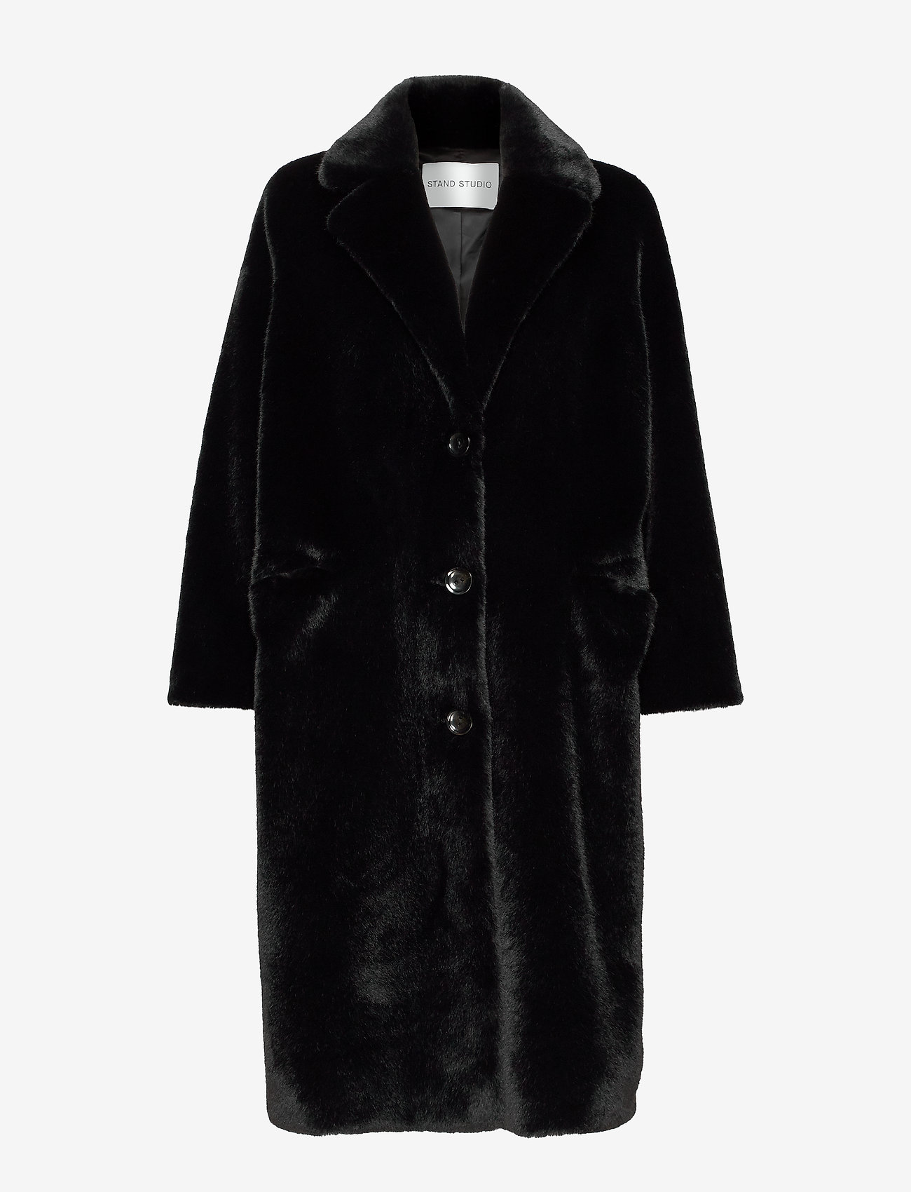 Stand Studio Theresa Coat - Jackor & Kappor Black
